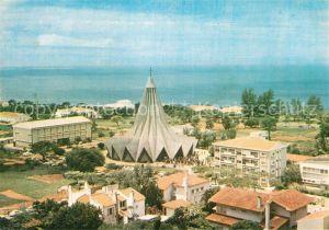 AK / Ansichtskarte Maputo Laurenco Marques Igreja do Santo Antonio da Polana