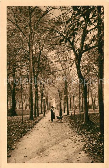 AK / Ansichtskarte Poitiers Vienne Parc de Blossac  Kat. Poitiers