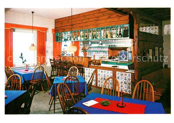 AK / Ansichtskarte Pellworm Hotel Restaurant Friesenhaus Suederkoog Kat. Pellworm