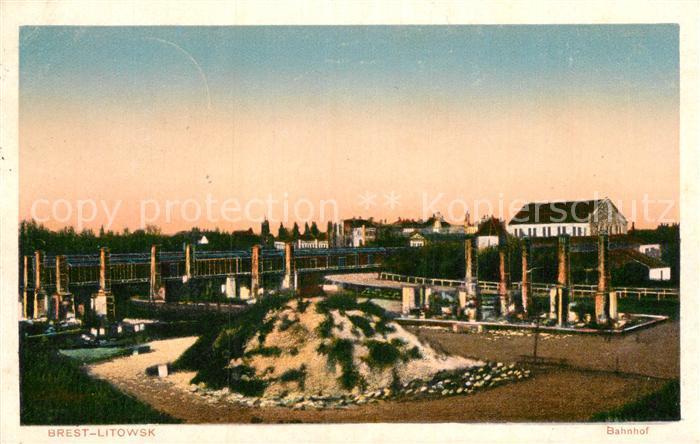 AK / Ansichtskarte Brest Litowsk  Kat. Russische Foederation