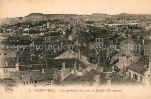 AK / Ansichtskarte Argenteuil Val d Oise Moulin d`Orgemont Kat. Argenteuil