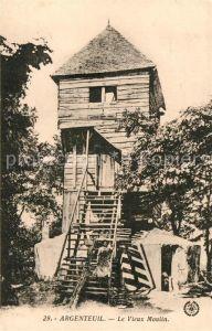 AK / Ansichtskarte Argenteuil Val d Oise Le Vieux Moulin Kat. Argenteuil
