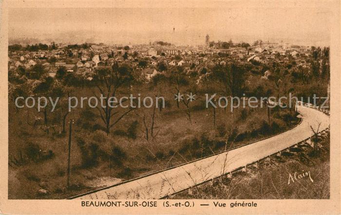 AK / Ansichtskarte Beaumont sur Oise  Kat. Beaumont sur Oise