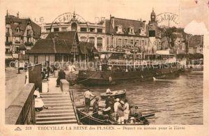 AK / Ansichtskarte Trouville Havre La Reine des Plages Kat. Trouville