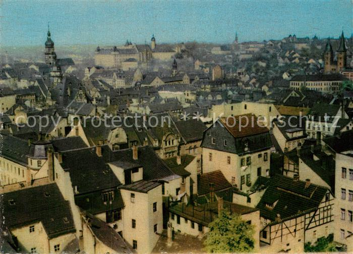 AK / Ansichtskarte Altenburg Naumburg Gesamtansicht  Kat. Naumburg
