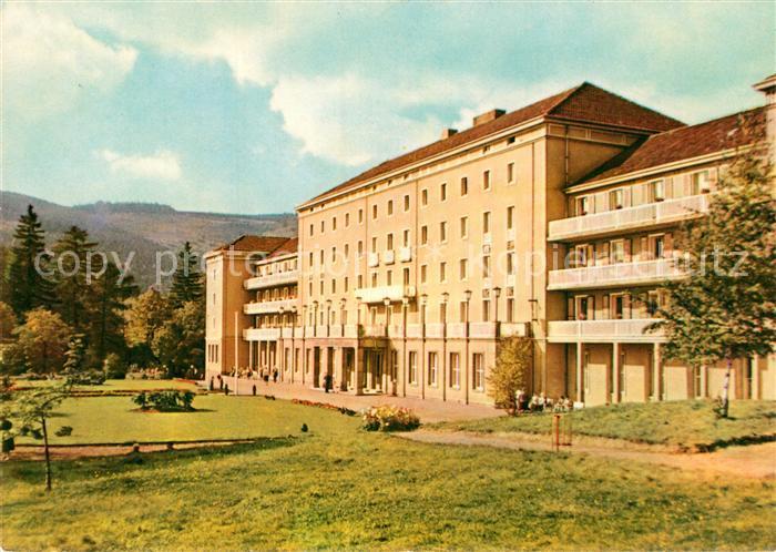 AK / Ansichtskarte Friedrichroda Ferienheim Walter Ulbricht Kat. Friedrichroda