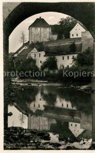 AK / Ansichtskarte Habelschwerdt Niederschlesien Grafschaft Glatz Malerwinkel Kat. Bystrzyca Klodzka