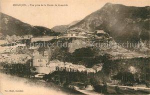 AK / Ansichtskarte Briancon Vue prise de la Route de Grenoble Kat. Briancon