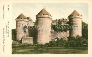 AK / Ansichtskarte Lassay les Chateaux Chateau Kat. Lassay les Chateaux