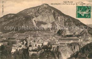 AK / Ansichtskarte Briancon et la Croix de Toulouse Kat. Briancon