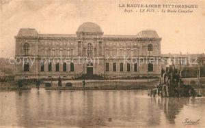 AK / Ansichtskarte Le Puy en Velay La Haute Loire Altstadt Kat. Le Puy en Velay