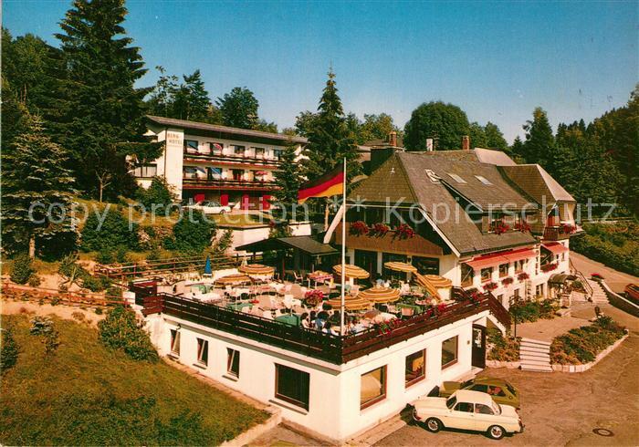 Ak ansichtskarte haeusern schwarzwald hotel albtalblick for Schwarzwald design hotel