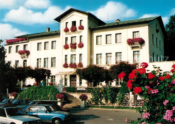 AK / Ansichtskarte Starnberg Hotel Bayerischer Hof Kat. Starnberg