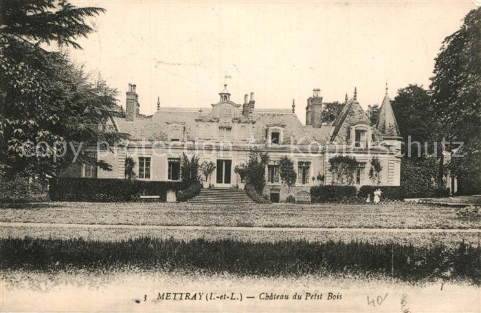 Chateau Du Petit Bois - AK Bourgoin, ch u00e2teau du petit Mont Nr 6392840 oldthing Ansichtskarten Europa Belgien