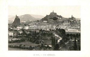 AK / Ansichtskarte Le Puy en Velay Panorama Kat. Le Puy en Velay