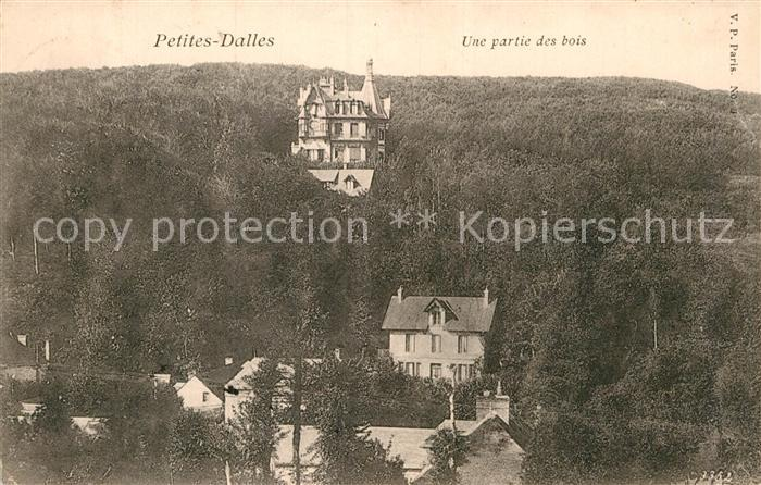 AK / Ansichtskarte Petites Dalles Les Chateau  Kat. Cote d Albatre