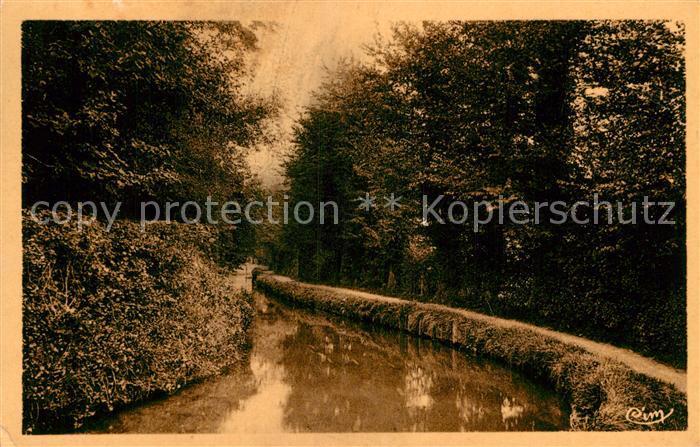 AK / Ansichtskarte Montivilliers Flussufer Kat. Montivilliers