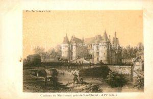 AK / Ansichtskarte Mesnieres en Bray Chateau Neuschatel Kat. Mesnieres en Bray