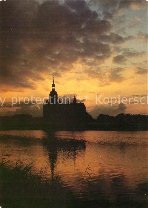 AK / Ansichtskarte Stralsund Mecklenburg Vorpommern Marienkirche Kat. Stralsund