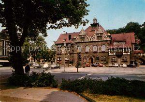 AK / Ansichtskarte Bergisch Gladbach Konrad Adenauer Platz Rathaus Kat. Bergisch Gladbach