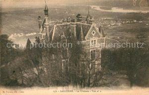 AK / Ansichtskarte Sancerre Chateau Kat. Sancerre