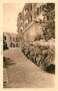 AK / Ansichtskarte Cannes Alpes Maritimes Hotel Restaurant Paques 1932 Kat. Cannes