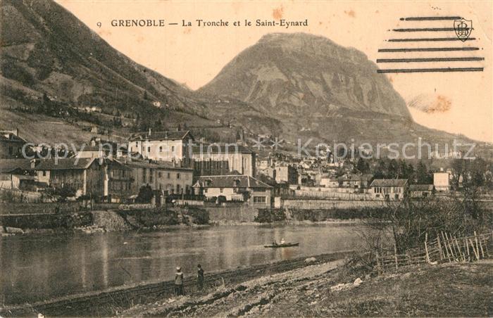 AK / Ansichtskarte Grenoble La Tronche et le Saint Eynard Kat. Grenoble