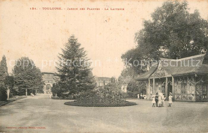 AK / Ansichtskarte Toulouse Haute Garonne Jardin des Plantes La Laiterie  Kat. Toulouse