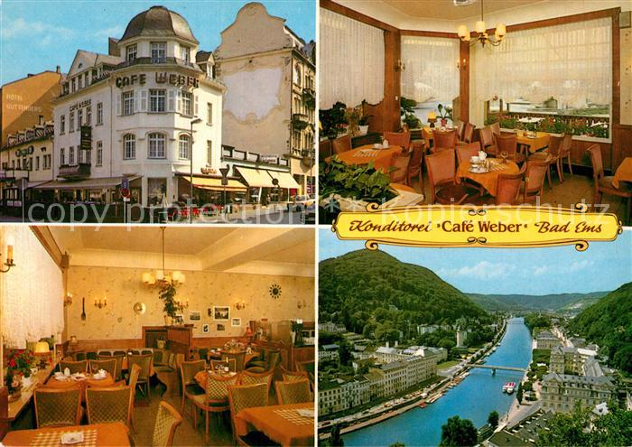 Cafe Weber In Bad Ems