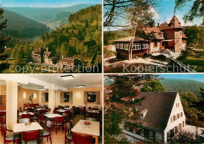 AK / Ansichtskarte Elmstein Naturfreundehaus Kat. Elmstein