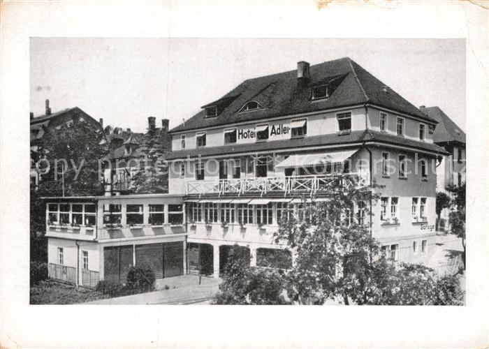 Hotel Adler St Georgen Schwarzwald