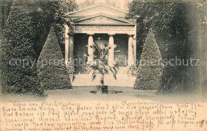 AK / Ansichtskarte Charlottenburg Mausoleum Kat. Berlin