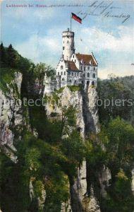 AK / Ansichtskarte Honau Lichtenstein Schloss Lichtenstein Kat. Lichtenstein