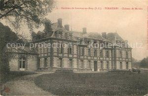 AK / Ansichtskarte Ferrieres en Bray Chateau du Manais Kat. Ferrieres en Bray