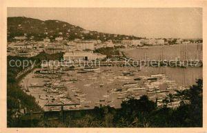 AK / Ansichtskarte Cannes Alpes Maritimes Vue generale Port Cote d Azur Kat. Cannes