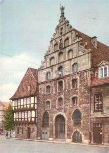 AK / Ansichtskarte Braunschweig Am Gewandhaus Kat. Braunschweig
