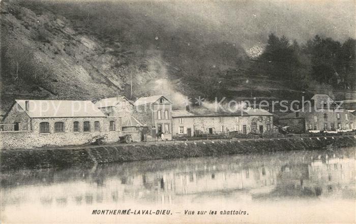 AK / Ansichtskarte Montherme Vue sur les abattoirs Kat. Montherme