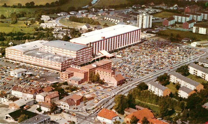 Ak Ansichtskarte Bad Segeberg Einrichtungshaus Moebel Kraft