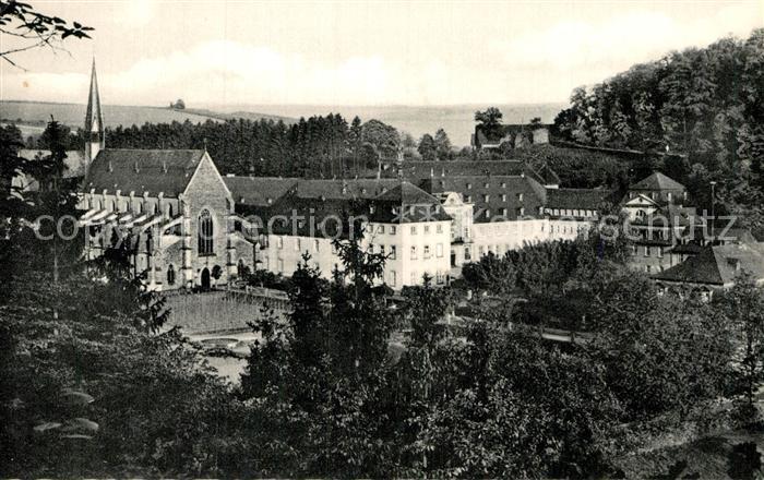 AK / Ansichtskarte Marienstatt Westerwald Zisterzienser Abtei Kat. Streithausen