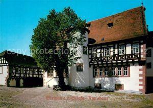 AK / Ansichtskarte Steinau Strasse Amtshaus Kat. Steinau an der Strasse