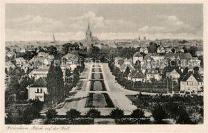 AK / Ansichtskarte Hildesheim Blick auf die Stadt Kat. Hildesheim