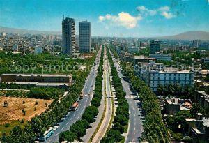 AK / Ansichtskarte Teheran Hauptstrasse Kat. Iran