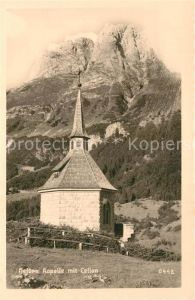 AK / Ansichtskarte Helden Attendorn Kapelle Kat. Attendorn
