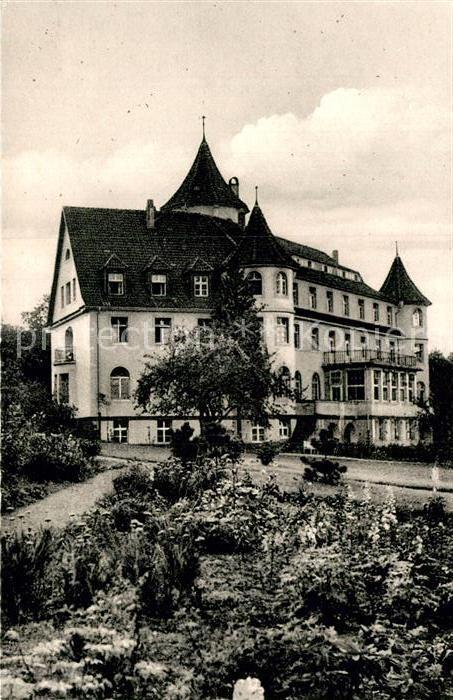 AK / Ansichtskarte Bad Rothenfelde Sanatorium Teutoburger Wald Kat. Bad Rothenfelde