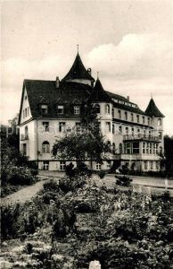 AK / Ansichtskarte Bad Rothenfelde Sanatorium Teutoburger Wald Kat. Bad Rothenfelde