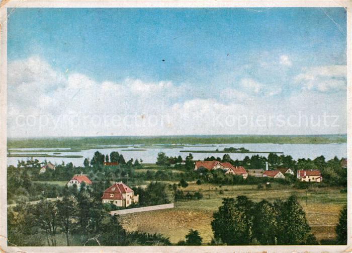 AK / Ansichtskarte Peitz Panorama Blick zu den Seen Kat. Peitz