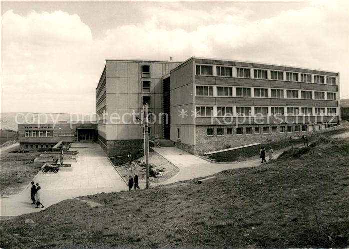 AK / Ansichtskarte Wiesenthal Haus Wiesenthal Kat. Wiesenthal Bad Salzungen