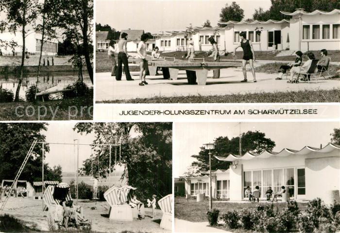 AK / Ansichtskarte Wendisch Rietz Jugenderholungszentrum am Scharmuetzelsee Details Kat. Wendisch Rietz