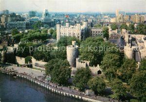AK / Ansichtskarte London Tower of London General view Kat. City of London