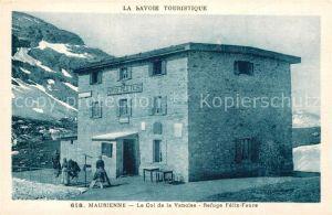 AK / Ansichtskarte Saint Jean de Maurienne Refuge Felix Faure Kat. Saint Jean de Maurienne